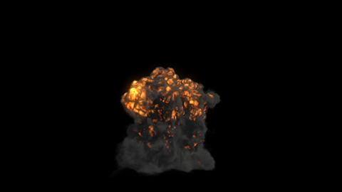 Explosion Effect Animation