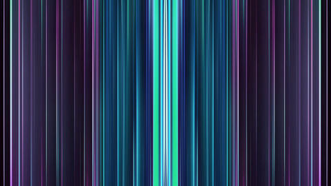 Colorful Vertical Bars Animation