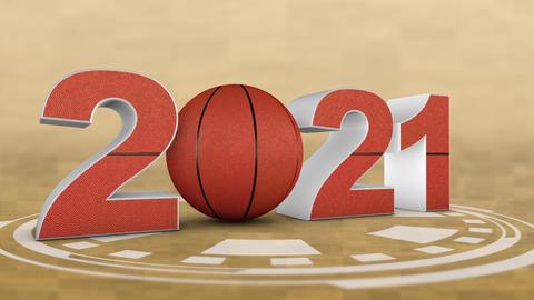 Basketball and 2021 GIF