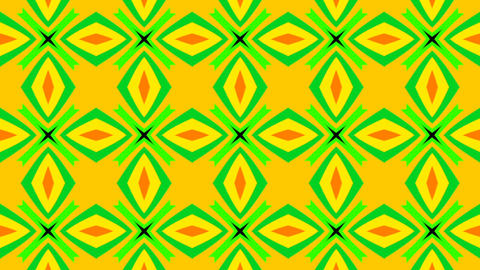 Psychedelic Colorful Flickering Background Retro in Seamless Loop ライブ動画