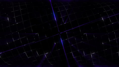 Grid Lights Rays 01 CG動画