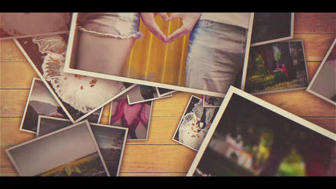 Love Photos After Effects Template