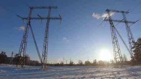 Power lines in the light ライブ動画