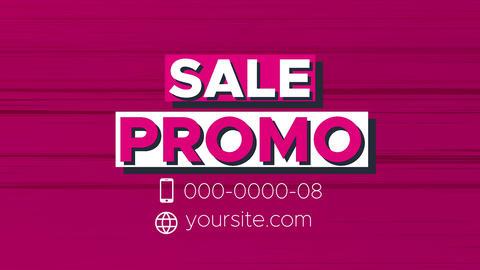 Sale Promo Premiere Pro Template