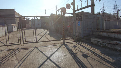Pump station between the heat station and the slag sump ライブ動画