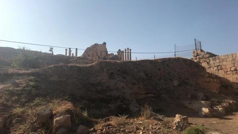 Jerash, Jordan - historical example of ancient urban development part 9 Live Action