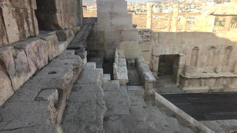 Jerash, Jordan - walls soaked in antiquity part 2 Live Action