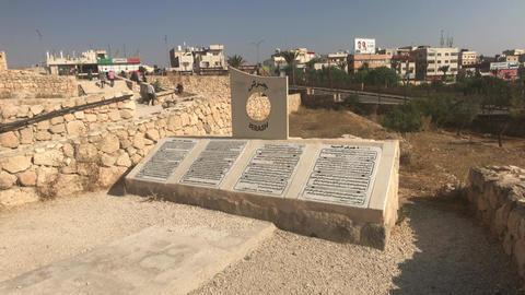 Jerash, Jordan - historical example of ancient urban development part 18 Live Action