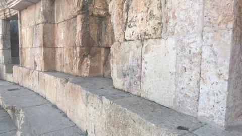 Jerash, Jordan - walls soaked in antiquity part 1 Live Action