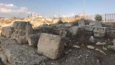 Jerash, Jordan - historical example of ancient urban development part 16 Live Action