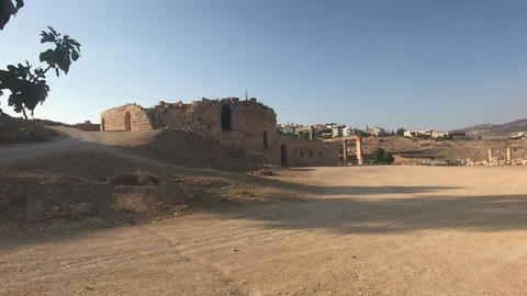 Jerash, Jordan - walls soaked in antiquity part 9 Live Action