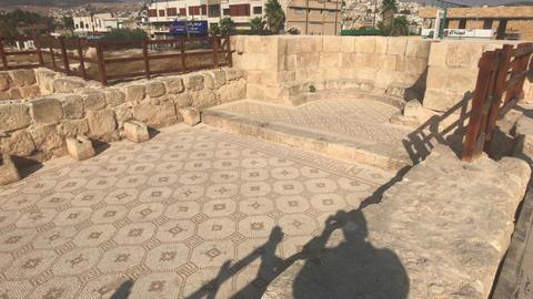 Jerash, Jordan - historical example of ancient urban development part 15 Live Action