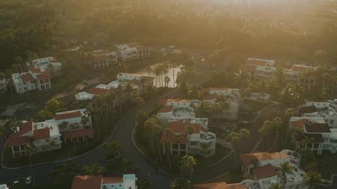 Aerial view of coastal Puerto Rico ライブ動画