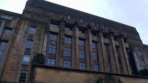 Scottish Government Building in Edinburgh - St Andrews House - EDINBURGH Live Action