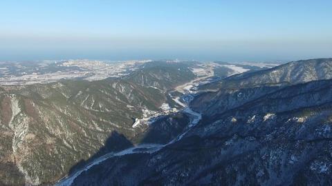 Snowy Seorak Mountain01 Live Action