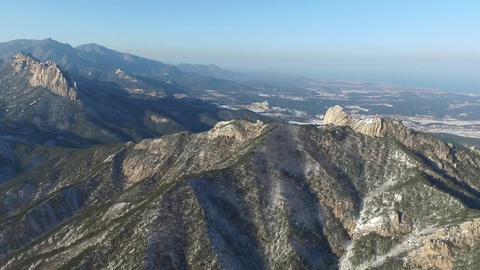 Snowy Seorak Mountain02 Live Action