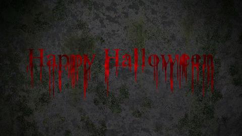 HappyHalloween_Blood Animation