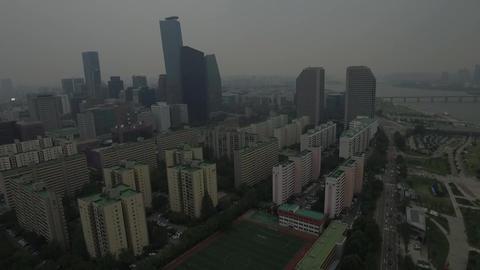 Seoul Yeouido-travel Footage