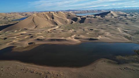 Mongolia sandy dune desert Mongol Els Live Action