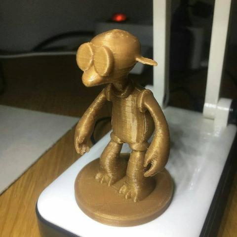Jones Turtle Modelo 3D