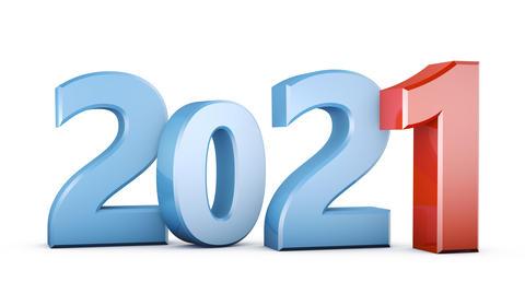 Volumetric figures 2021 Photo
