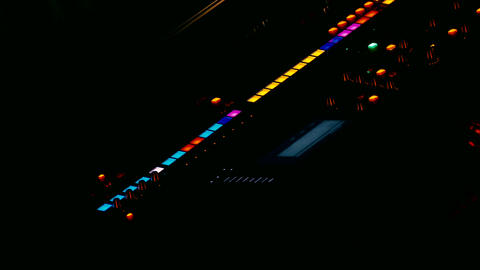 1080p Sound Mixer / Sound Designer / Mixer Console Live Action