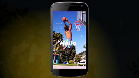 Sport Promo Instagram Premiere Pro Template