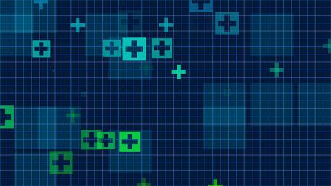 Medicine Background Animation