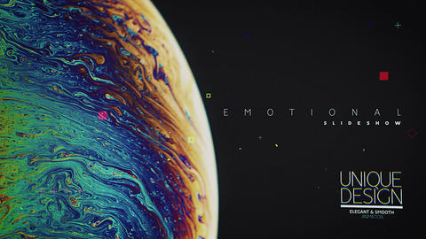 Emotional Slideshow Plantillas de Premiere Pro