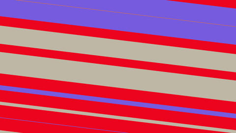 Simple Abstract Animation Of Colorful Lines Patterns Moving Diagonally Motion Design Animation
