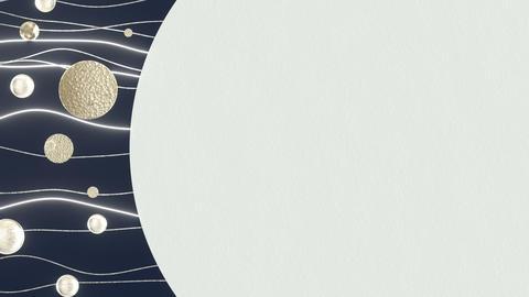 Elegant Circle Background CG動画