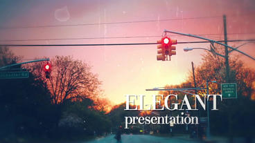 Promo Slideshow Opener After Effects Templates