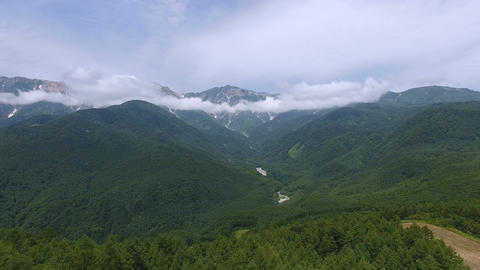 Hakuba Mountain ビデオ