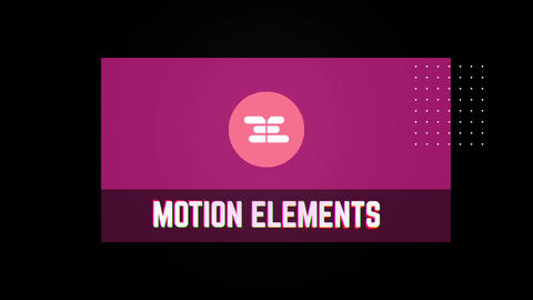 Dynamic Logo Reveal After Effects Template