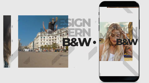 Short Urban Opener After Effects Template