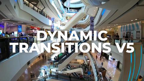 Dynamic Transitions V5 Premiere Proテンプレート