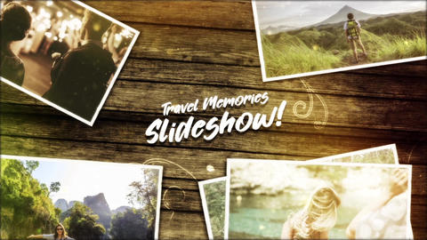 Photo Slideshow Premiere Pro Template