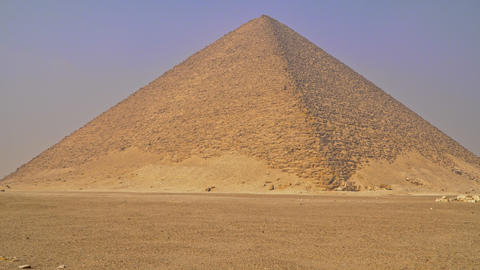 Red Pyramid. The Red Pyramid, also called the North Pyramid, is the largest of Live Action