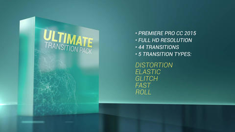 Ultimate Transition Pack Premiere Pro Template