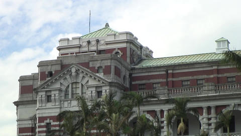Taiwan historic building,taipei Live Action