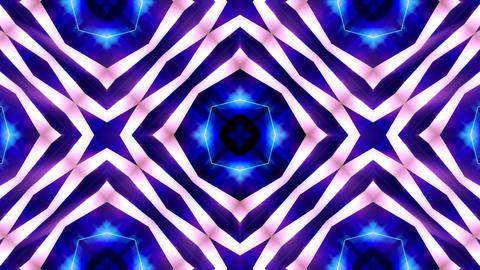 colorful kaleidoscope style 3d render animation Animation