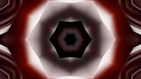 abstract kaleidoscope style 3d render animation Animation