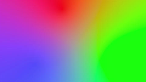 Abstract bright multicolored background with visual illusion and wave effects Live Action