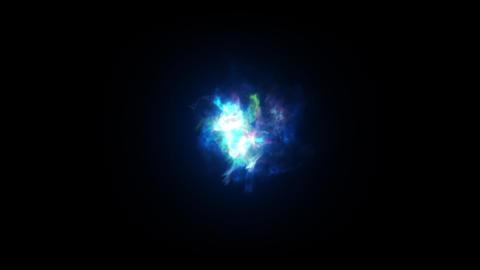 Magic Energy Smoke Background Animation