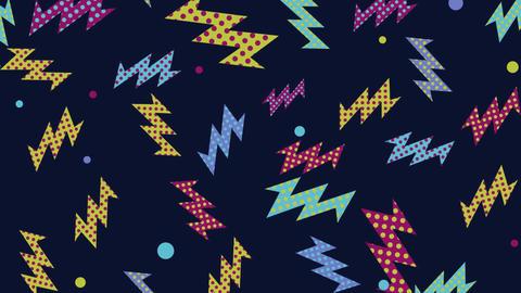 Retro (80s style) Animation