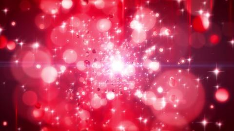 4K CGBG SeamlessLoop Twinkle Luby Particle Animation