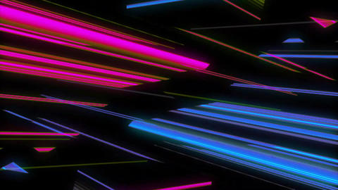 VJ noise Animation