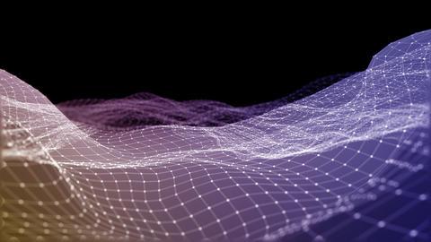 Particle Wave Fotografía