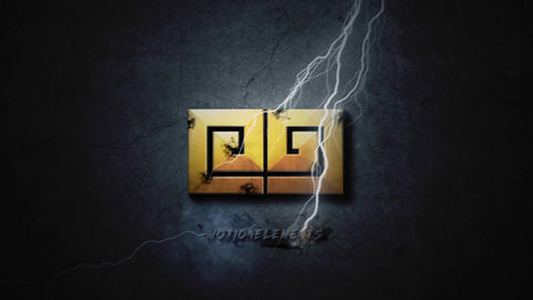 High Voltage Logo Intro After Effects Template