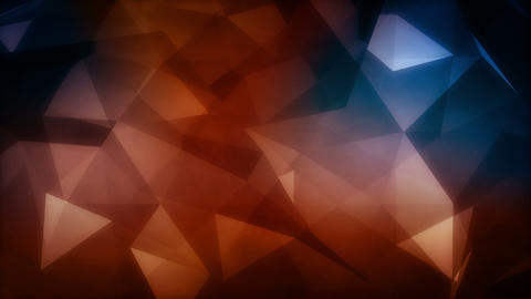 Abstract Polygonal Background Animation